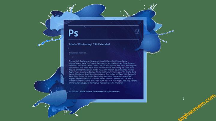 Download Photoshop CS6 32/64 bit link Google Drive + Fshare