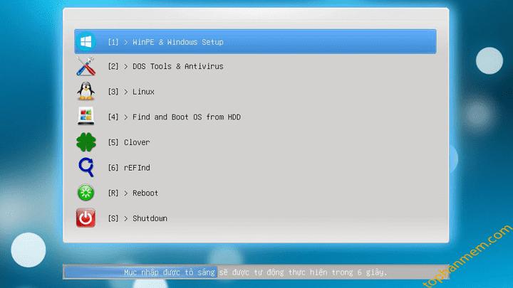 Download Anhdv Boot bản mới nhất Update liên tục